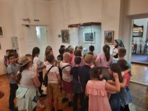 Вот и закончился учебный год, впереди время школьных каникул в музее И.Н. Ульянова!