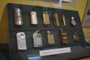 Коллекция зажигательных приборов периода Великой Отечественной войны из фондов Пензенского краеведческого музея начала формироваться в 1950-х гг.