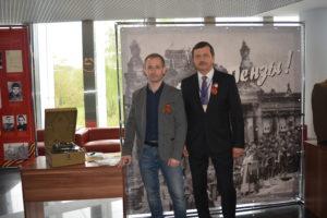 В ККЗ «Пенза» состоялось торжественное мероприятие ко Дню Победы