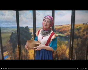 Чувашский народный костюм Пензенской губернии