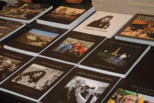 Губернаторском доме состоялась презентация фотоальбомов Александра Назарова