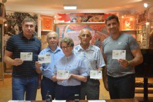 21 июля в Пензенском краеведческом музее прошло мероприятие по торжественному гашению почтовой карточки, посвященной великому русскому исследователю Н.Н. Миклухо-Маклаю