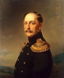 225 лет назад родился Император Николай I (1796-1855)
