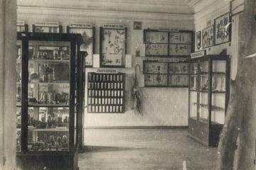 Рубрика «Музей в объективе времени»