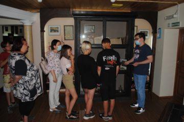 Музей В.О. Ключевского посетили представители Октябрьской районной организации «Всероссийского общества инвалидов»