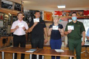В Пензенском краеведческом музее 27 июля состоялось торжественное гашение почтовой марки, посвящённой 100-летию со дня спуска на воду барка «Седов»