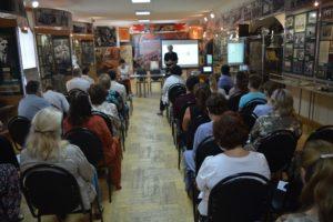 Сегодня, 29 июля, прошло собрание трудового коллектива Пензенского краеведческого музея, посвященное предстоящим в сентябре этого года выборам