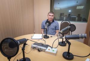 Заместитель директора по научной работе Пензенского краеведческого музея Виктор Кладов в эфире «Радио России»