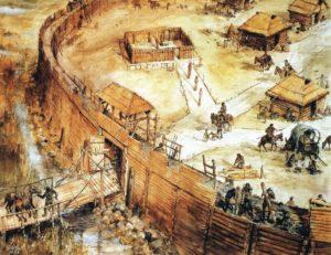 Рубрика «Золотаревское городище — перекресток цивилизаций»