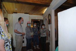 Музей В.О. Ключевского посетили туристы