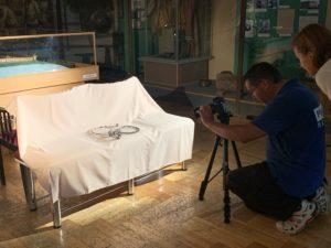 В Пензенском краеведческом музее прошли съемки новой части документального цикла «Добро пожаловать в Пензенскую область»