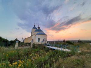 Храм Святителя и Чудотворца Николая Архиепископа Мир Ликийских с.Нечаевка, Мокшанского района