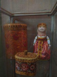В музее народного творчества начала работать выставка сувенирной продукции пензенских мастеров