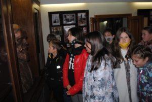 Музей В.О. Ключевского посетила группа школьников из Бессоновки