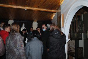 Музей В.О. Ключевского посетили учащиеся школы №7