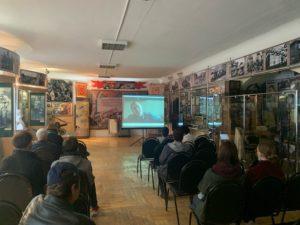 4 и 5 сентября в Пензенском краеведческом музее смотрели военно-историческое кино
