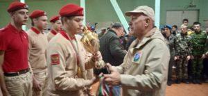 На базе лагеря «Радуга» прошёл слёт юнармейских формирований Пензенской области