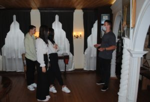 В День знаний музей В. О. Ключевского активно посещали учащиеся городских средних школ