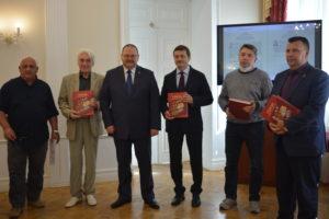 10 сентября в Губернаторском доме состоялась презентация книги «Герои земли Пензенской»