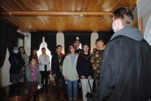 2 октября в рамках проекта «Культурная суббота» музей В.О. Ключевского посетили учащиеся ЛСТУ №2