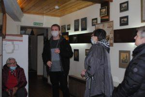 1 октября в Международный день пожилых людей музей В.О. Ключевского посетила группа пенсионеров из Москвы